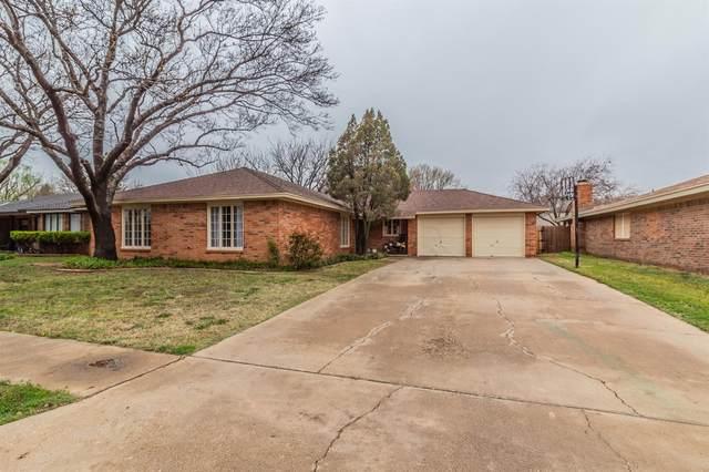 8004 Quinton Avenue, Lubbock, TX 79424 (MLS #202002888) :: Lyons Realty