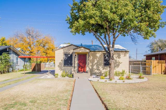 3306 Emory Street, Lubbock, TX 79415 (MLS #202002890) :: Stacey Rogers Real Estate Group at Keller Williams Realty