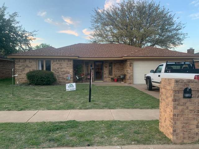 5410 93rd Street, Lubbock, TX 79424 (MLS #202002908) :: Reside in Lubbock | Keller Williams Realty