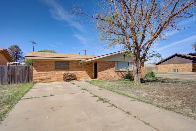 1319 6th Street, Shallowater, TX 79363 (MLS #202003019) :: The Lindsey Bartley Team