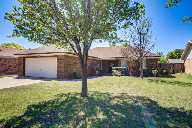 5727 92nd Street, Lubbock, TX 79424 (MLS #202003033) :: Better Homes and Gardens Real Estate Blu Realty