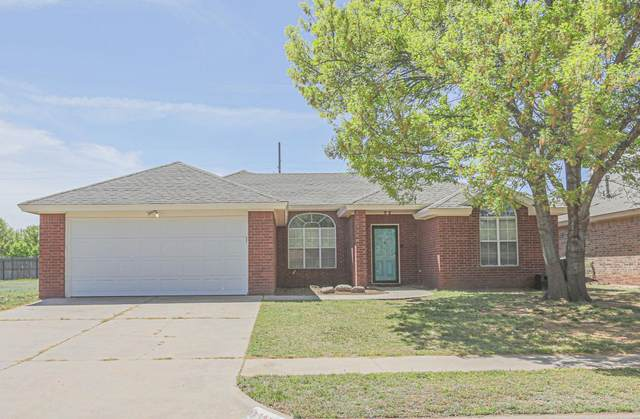 5813 72nd Street, Lubbock, TX 79424 (MLS #202003071) :: Stacey Rogers Real Estate Group at Keller Williams Realty