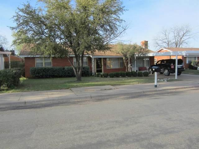 306 E 4th Street, Denver City, TX 79323 (MLS #202003073) :: The Lindsey Bartley Team