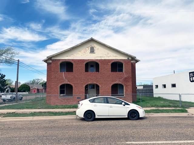 1620 Ave M, Lubbock, TX 79401 (MLS #202003081) :: Lyons Realty