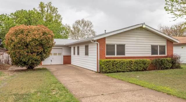 4614 45th Street, Lubbock, TX 79414 (MLS #202003100) :: McDougal Realtors