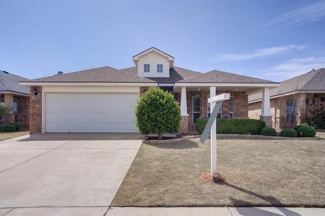 5519 108th Street, Lubbock, TX 79424 (MLS #202003107) :: McDougal Realtors