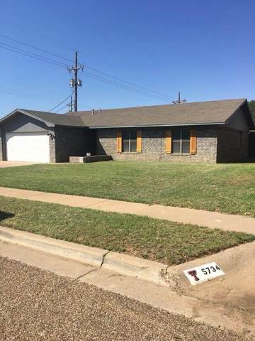 5736 35th Street, Lubbock, TX 79407 (MLS #202003129) :: The Lindsey Bartley Team