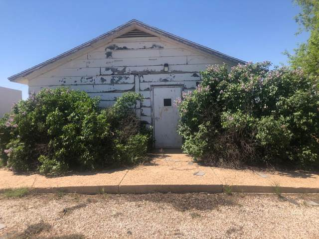 106 W Main, Mcadoo, TX 79243 (MLS #202003330) :: Lyons Realty