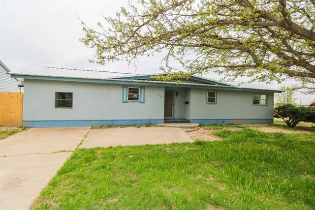 1021 W 3rd Street, Muleshoe, TX 79347 (MLS #202003448) :: Better Homes and Gardens Real Estate Blu Realty