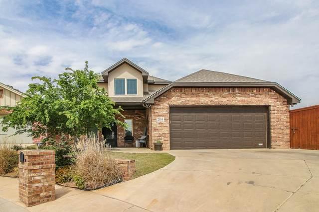 2104 101st Street, Lubbock, TX 79423 (MLS #202003532) :: The Lindsey Bartley Team