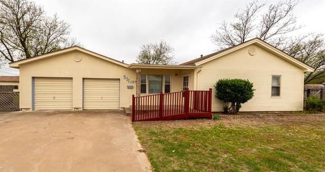 511 1st Street, Abernathy, TX 79311 (MLS #202003554) :: McDougal Realtors