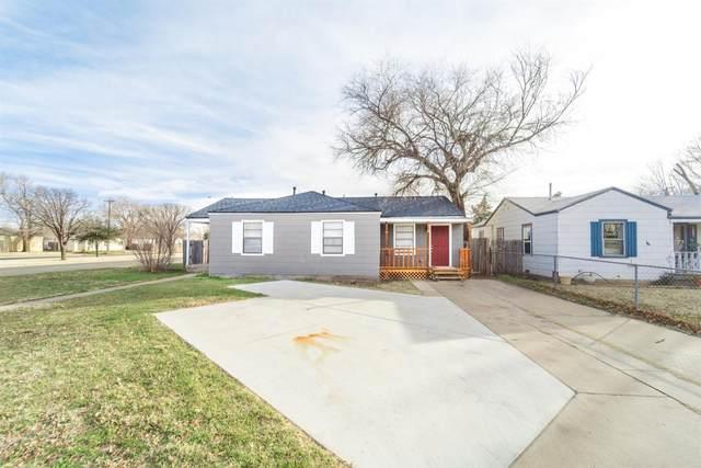 2503 30th Street, Lubbock, TX 79410 (MLS #202003615) :: The Lindsey Bartley Team