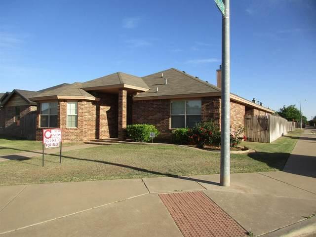6537 8th Street, Lubbock, TX 79416 (MLS #202003688) :: McDougal Realtors