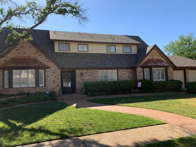1810 Bangor Avenue, Lubbock, TX 79416 (MLS #202003950) :: Better Homes and Gardens Real Estate Blu Realty