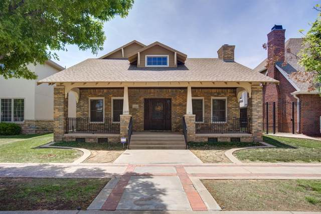2109 Glenna Goodacre Boulevard, Lubbock, TX 79401 (MLS #202004080) :: The Lindsey Bartley Team