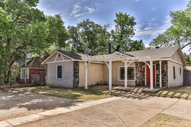 2521 25th Street, Lubbock, TX 79410 (MLS #202004173) :: Lyons Realty