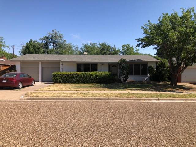 2008 53rd Street, Lubbock, TX 79412 (MLS #202004214) :: Better Homes and Gardens Real Estate Blu Realty