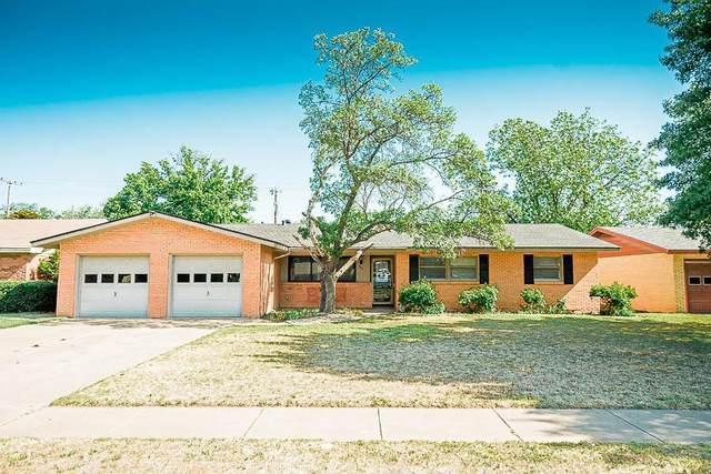 3410 54th Street, Lubbock, TX 79413 (MLS #202004233) :: The Lindsey Bartley Team