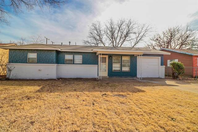 2113 73rd Street, Lubbock, TX 79423 (MLS #202004300) :: The Lindsey Bartley Team