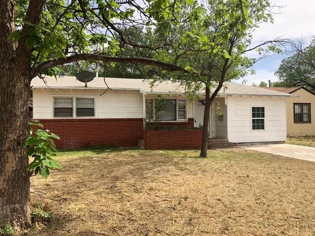 3605 36th Street, Lubbock, TX 79413 (MLS #202004303) :: The Lindsey Bartley Team