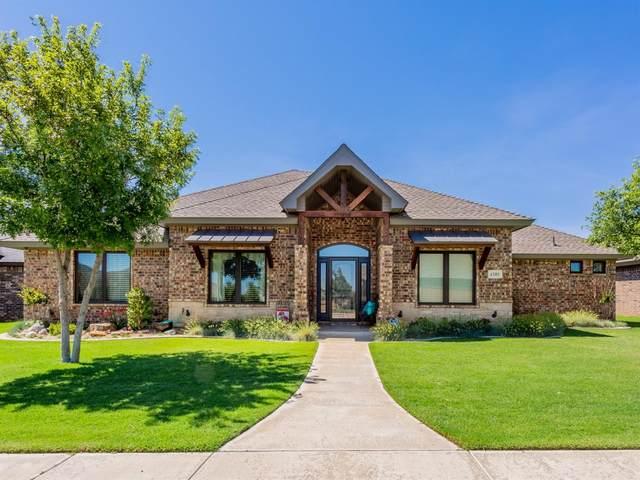 4109 123rd Street, Lubbock, TX 79423 (MLS #202004327) :: McDougal Realtors