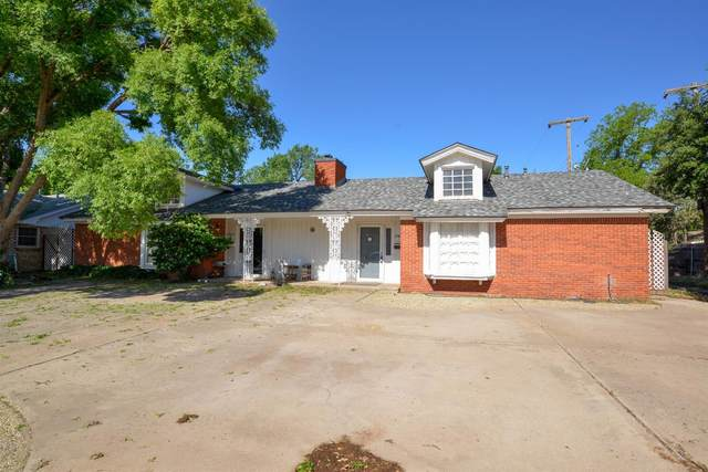 5304 Gary Avenue, Lubbock, TX 79413 (MLS #202004478) :: Stacey Rogers Real Estate Group at Keller Williams Realty