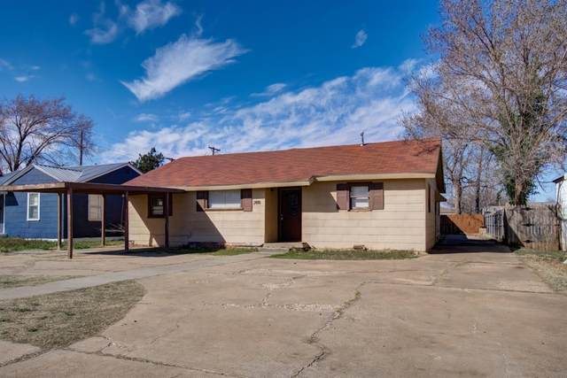 2818 41st Street, Lubbock, TX 79413 (MLS #202004507) :: Stacey Rogers Real Estate Group at Keller Williams Realty