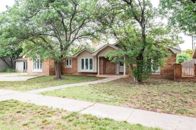 8609 Utica Avenue, Lubbock, TX 79424 (MLS #202004531) :: Better Homes and Gardens Real Estate Blu Realty