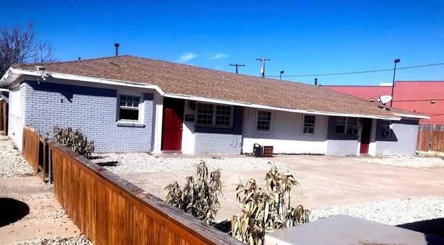 2713 E 2nd Street, Lubbock, TX 79403 (MLS #202004569) :: Lyons Realty