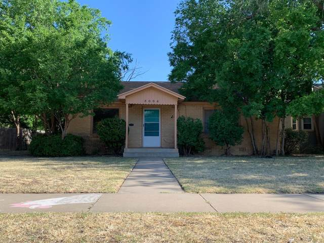3004 29th Street, Lubbock, TX 79410 (MLS #202004576) :: Stacey Rogers Real Estate Group at Keller Williams Realty