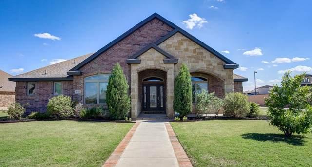 6411 76th Street, Lubbock, TX 79424 (MLS #202004672) :: The Lindsey Bartley Team