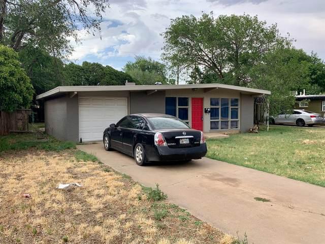 2724 62nd Street, Lubbock, TX 79413 (MLS #202004699) :: The Lindsey Bartley Team