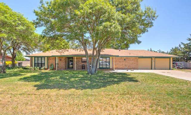 919 Robin Road, Levelland, TX 79336 (MLS #202004715) :: Stacey Rogers Real Estate Group at Keller Williams Realty