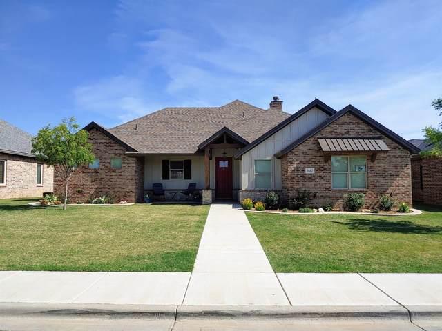 3612 134th Street, Lubbock, TX 79423 (MLS #202004762) :: Lyons Realty