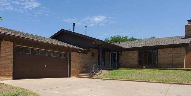 38 E Canyonview Drive, Ransom Canyon, TX 79366 (MLS #202004767) :: Lyons Realty