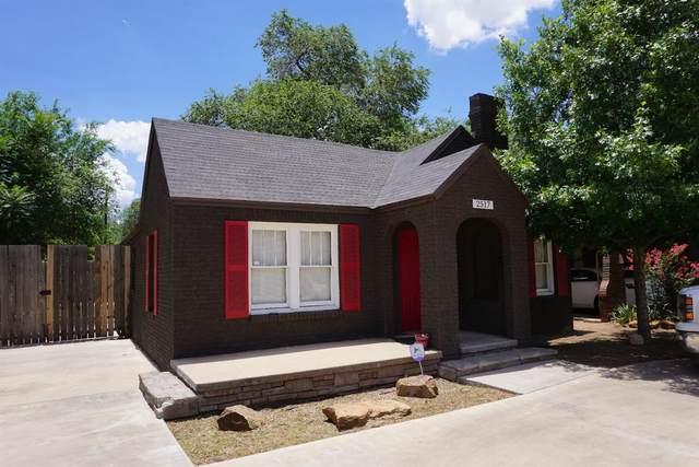 2517 20th Street, Lubbock, TX 79410 (MLS #202004798) :: The Lindsey Bartley Team
