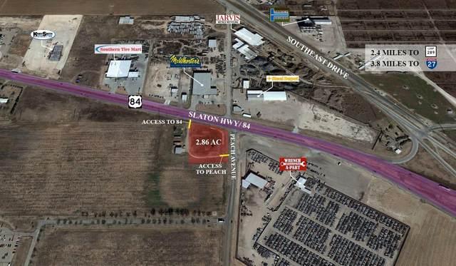 8308 Peach Avenue, Lubbock, TX 79404 (MLS #202004801) :: Lyons Realty