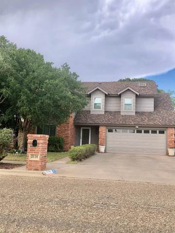 2118 93rd Place, Lubbock, TX 79423 (MLS #202004802) :: Lyons Realty