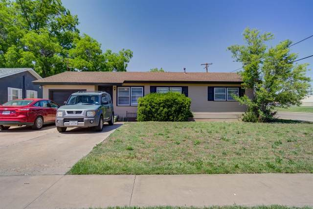 3802 30th Street, Lubbock, TX 79410 (MLS #202004844) :: Stacey Rogers Real Estate Group at Keller Williams Realty