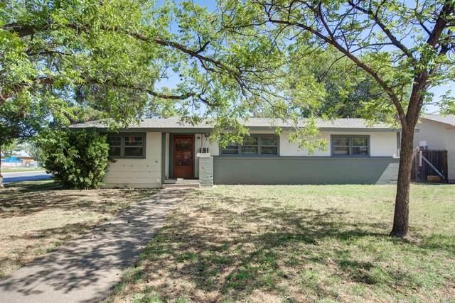 2020 46th Street, Lubbock, TX 79412 (MLS #202004854) :: Lyons Realty