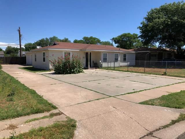 4306 43rd Street, Lubbock, TX 79413 (MLS #202004937) :: Lyons Realty