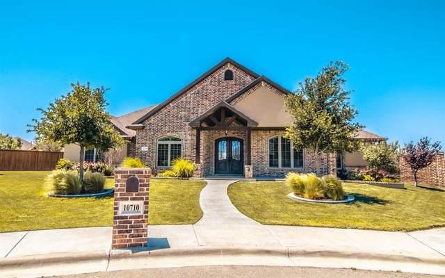 10710 La Salle Avenue, Lubbock, TX 79424 (MLS #202004938) :: The Lindsey Bartley Team