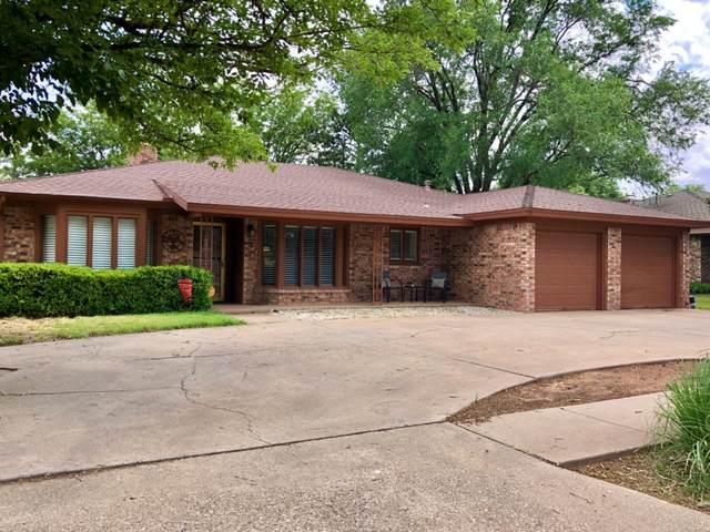5515 76th Street, Lubbock, TX 79424 (MLS #202004940) :: The Lindsey Bartley Team