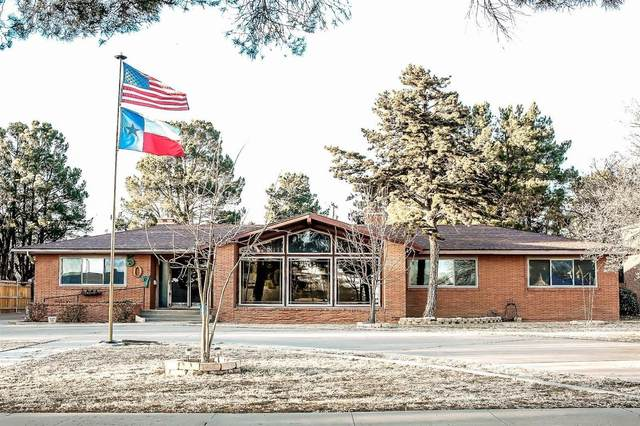 507 Clubview Drive, Levelland, TX 79336 (MLS #202004952) :: Stacey Rogers Real Estate Group at Keller Williams Realty