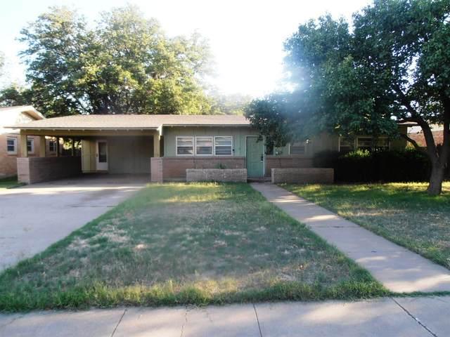 3514 37th Street, Lubbock, TX 79413 (MLS #202004958) :: Lyons Realty
