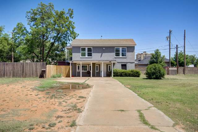 1706 32nd Street, Lubbock, TX 79411 (MLS #202004962) :: The Lindsey Bartley Team