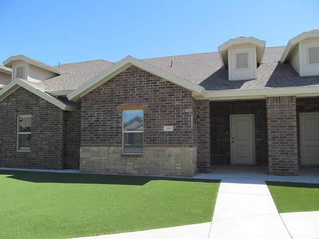 3115 112th, Lubbock, TX 79423 (MLS #202004969) :: McDougal Realtors