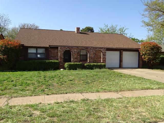 5513 16th Street, Lubbock, TX 79416 (MLS #202004971) :: McDougal Realtors