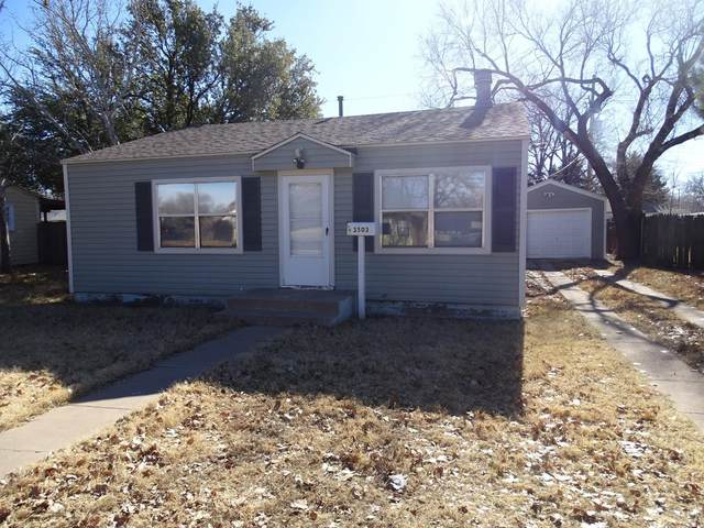 3503 24th, Lubbock, TX 79410 (MLS #202004972) :: McDougal Realtors