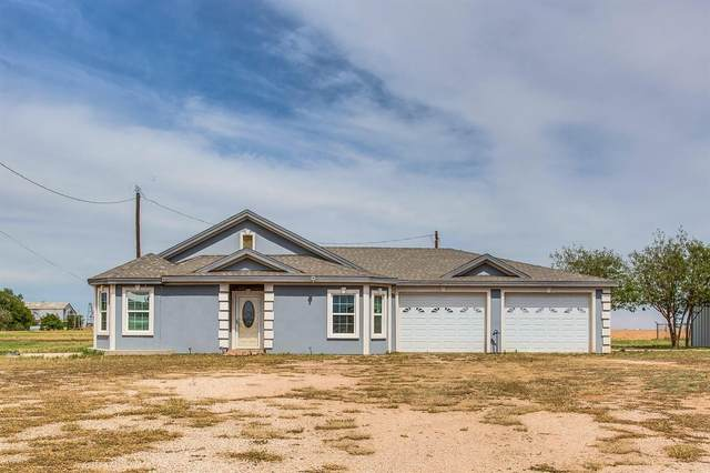 121 S Main Street, New Home, TX 79381 (MLS #202004984) :: McDougal Realtors